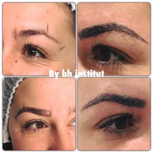 microblading sourcil