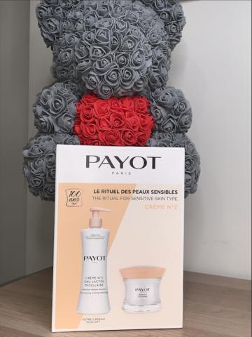 Coffret cadeau PAYOT : Le rituel des peaux sensibles.